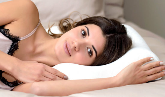 Ортопедические подушечки для сна