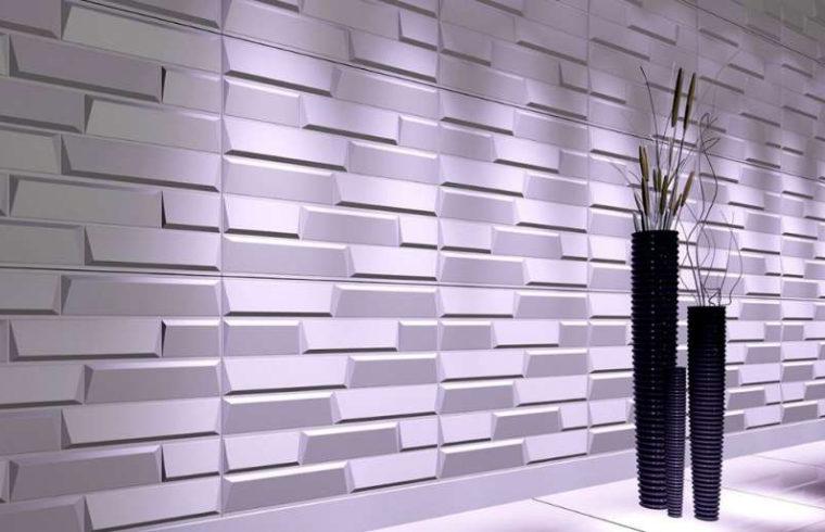 3 д панели для стен